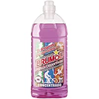 Brumol Detergente Ropa Deportiva y Sintética, 20 Lavados - Paquete de 10 x 1500 ml - Total: 15000 ml