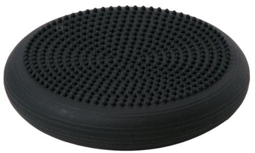 Togu Dynair Ballkissen Balance-/Sitzkissen, luftgefüllt,schwarz,39 cm
