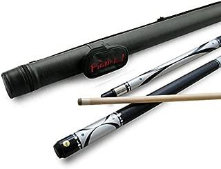 Brand New Champion Silver Billiards Pool Cue stick (18-21oz), White or Black Pool Case, Cuetec Or Champion Billiard Glove, Retail Price $159.56