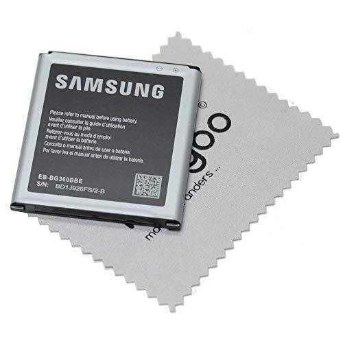 Batterie pour d'origine Samsung BG360BBE pour Samsung Galaxy Core Prime (G360F/G361F) mungoo ecran chiffon de nettoyage