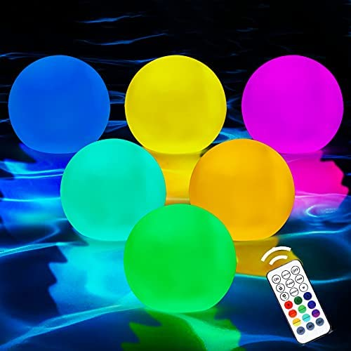 Top 10 Best floating hot tub light Reviews