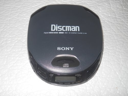 Sony Discman D-151 CD Player