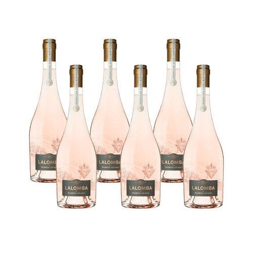 Lalomba - Vino Rose - 6 Botellas