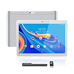 101-Zoll-3G-Android-Tablet-PC-Android-81-Quad-Core-CPU-Dual-SIM-Card-2GB64GB-IPS-HD-1280-x-800-PC-Tablet-mit-Zwei-SIM-Kartensteckpltzen-WiFiWLANBluetooth