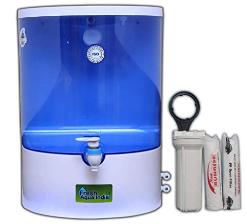 FRESH AQUA INDIA RO Water Purifier - 10 liters