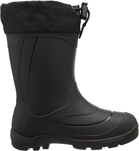Kamik Snobuster1 Snow Boot, Black, 12 M US Little Kid