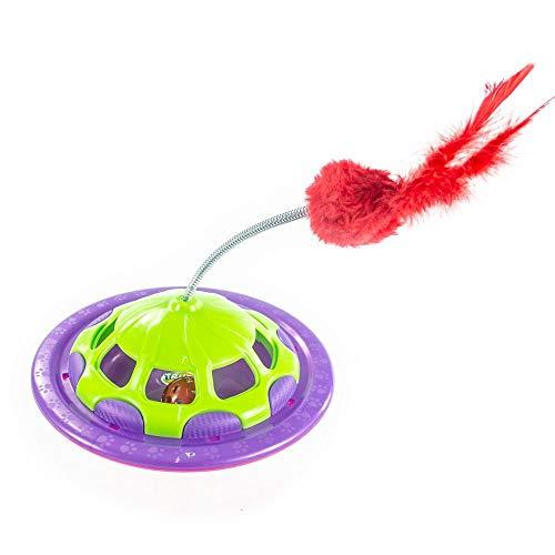 Brinquedo Nav Truqys para Gatos Roxo
