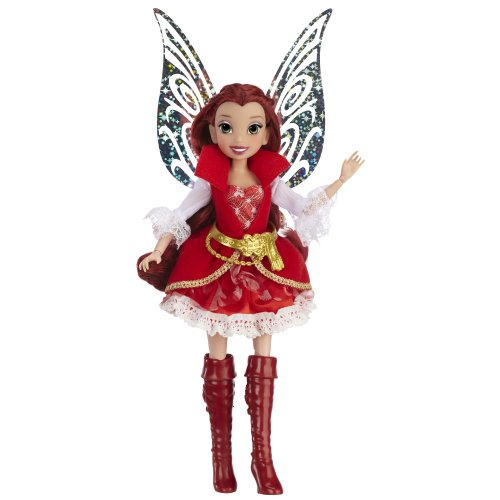 Disney Fairies The Pirate Fairy 9 Inch Rosetta Doll