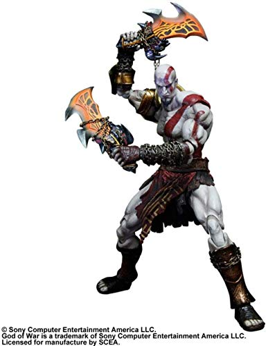 N / A Figura God of War 3 Play Arts Kratos