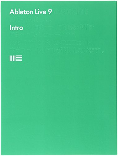 ABLETON Live 9 Intro Vollversion + DVD Lernkurs Hands on Ableton Live 9 - Vol. 1 Bundle!!!!