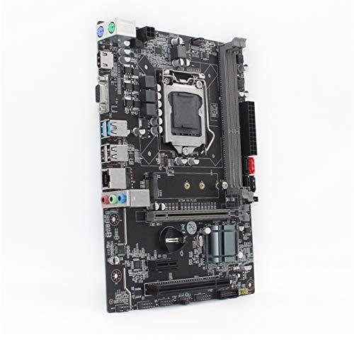 LBWNB Tarjeta Madre Fit For JGINYUE B75 Placa Base LGA 1155 For I3 I5 I5 I7 Xeon E3 Procesador DDR3 16G 1333 / 1600MHz Memoria M.2 NVME SATA3 USB3.0 B75M-VH Plus PLUMPTER Placa Base para Juegos