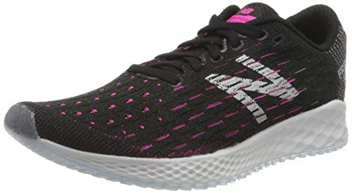 New Balance Zante Pursuit Neutralschuh Damen-Schwarz, Zapatillas de Running Calzado Neutro para Mujer, Black Pink, 39 EU