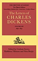 The Letters of Charles Dickens: 1850-1852/Pilgrim Edition