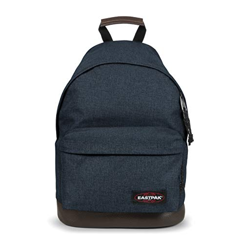 Eastpak Wyoming Rucksack, 40 cm, 24 L, Blau (Triple Denim)