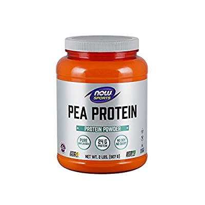 Now Sports Nutrition, Pea Protein Powder by NOW Foods