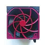 QUETTERLEE Replacement New for HP DL380 G9 DL380P G9 GEN9 Fan Series 747597-001 796851-001 777285-001 796850-001 6070B0777701 PFR0612XHE-DH43 Fan