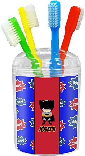 marvel toothbrush holders RNK Shops Superhero Toothbrush Holder (Personalized)