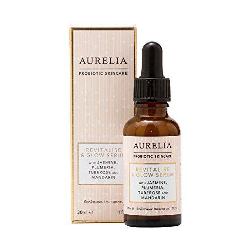 Aurelia Probiotic Skincare APS002 Revitalise and Glow Serum, 30 ml