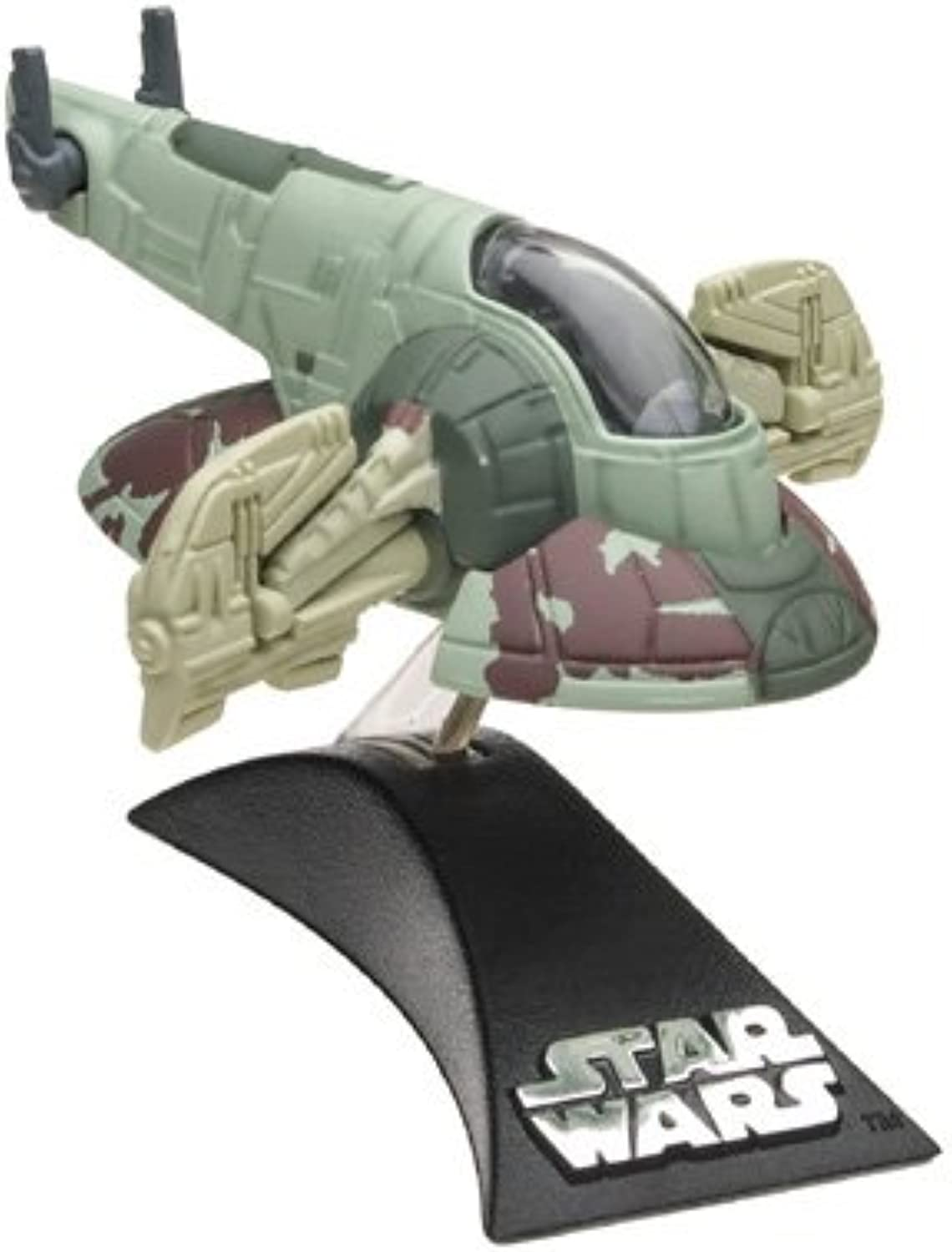 TITANIUM SERIES estrella guerras 3INCH VEHICLES - SLAVE 1 by Hasbro
