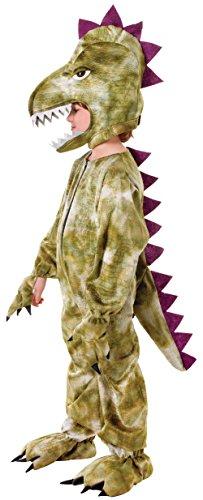 Bristol Novelty CC275 - Disfraz de Dinosaurio (tamaño Mediano, 128 cm, Edad de 5 a 7 años, 128 cm), diseño de Dinosaurio