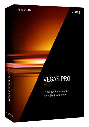 VEGAS Pro|15 Edit - FR|1 appareil|Perpétuel|PC|Téléchargement