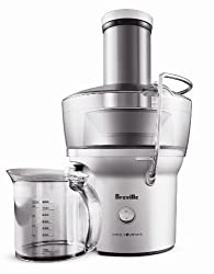 Breville BJE200xl Compact Juice Fountain 700-Watt Juice Extractor Reviews