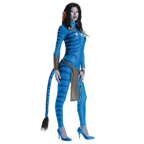 Horror-Shop Avatar Costume Neytiri M
