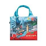 Fliyeong - Bolso de Hombro para Mujer y niña, para IR de Compras de Nueva York, Creativo y útil
