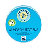 Penaten PENATEN Wundschutzcreme, beruhigende Baby Wundschutz Creme mit Zinkoxid für Schutz im Windelbereich (1 x 200ml), 200 ml