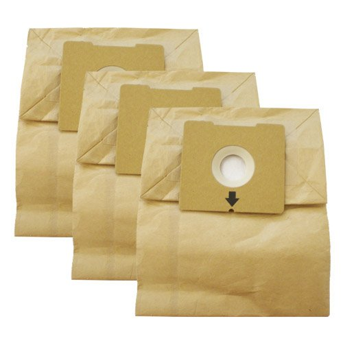 Bissell Dust Bag 3-pack for Zing 4122 Series # 2138425, 213-8425