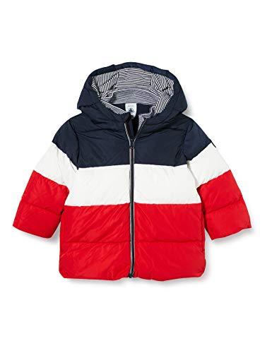 Petit Bateau 5658101 Prendas de abrigo, Fumar/Multicolor, 6 meses para Bebés
