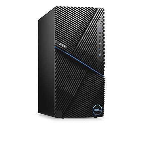 Dell G5 Gaming Desktop, Intel Core i7- 9700, NVIDIA GeForce GTX 1660 6GB GDDR5, 512GB SSD Storage, 8GB RAM, i5090-7173GRY-PUS, 15-15.99 inches