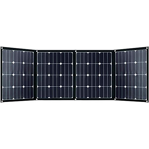 Offgridtec 160W Portable And Foldable Solar Panel Without Charge Controller