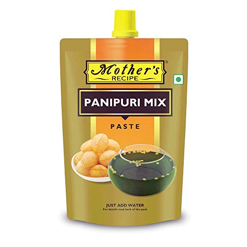 Mothers Recipe Panipuri Chutney Pouch, 200 g