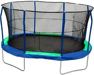 Jumpking Oval Trampoline, 8' x 11.5'