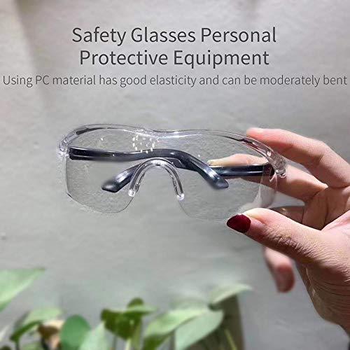 veiligheidsbril beschermend anti-mist bril isolatie ademende anti-pit bril volledig duidelijk zicht