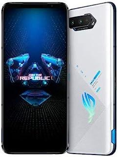 Asus ROG Phone 5 5G Dual ZS673KS / I005DA 128GB 12GB RAM Factory Unlocked (GSM فقط | لا CDMA - غير متوافق مع Verizon/Sprin...