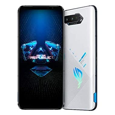 Asus ROG Phone 5 ZS673KS / I005DA 5G Dual 256GB 12GB RAM Factory Unlocked (GSM Only | No CDMA – not Compatible with…