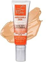 Suntegrity Impeccable Skin - Tinted Sunscreen, Broad Spectrum SPF 30 (Sand) - 2 oz