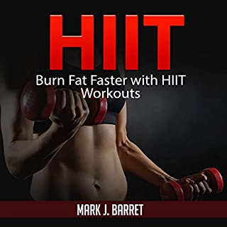 Hiit: Burn Fat Faster with HIIT Workouts cover art