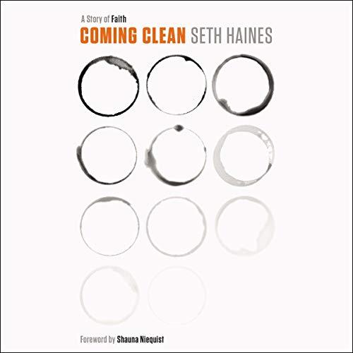 Coming Clean audiobook cover art