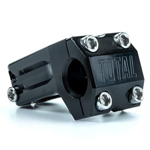 Total BMX Team V3 Potence à Chargement Avant Noir 48 mm
