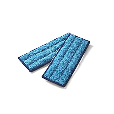 iRobot Braava jet Washable Wet Mopping Pads, 2-count