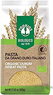 PROBIOS ORGANIC PASTA SOUP WHITE WHEAT TEMPESTINA FROM ITALY 500g -- بروبايوس باستا عضوية من القمح الأبيض من ايطاليا 500 جرام