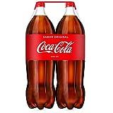 Coca-Cola Sabor Original Botella - 2L (Pack de 2)