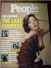 People Magazine 1990: Ava Gardner Death Issue