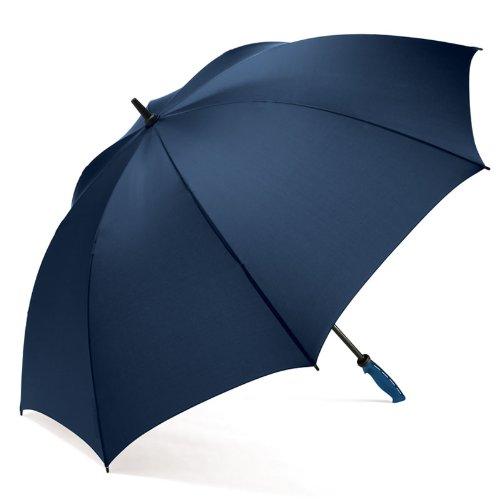 ShedRain Umbrellas Luggage RainEssentials Golf Classic Umbrella, Navy, One Size