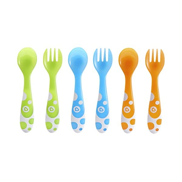 Munchkin Fork and Spoon Set