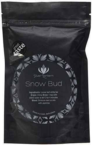 Photo of Silver Lantern Snow Bud Tea 50 g