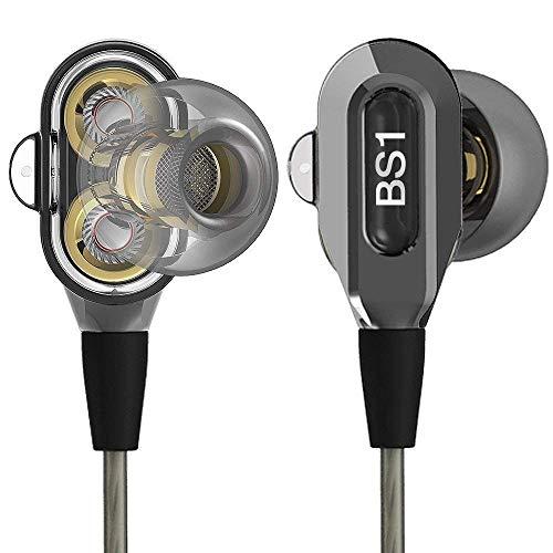 ActionPie High Resolution Heavy Bass in-Ear Headphones